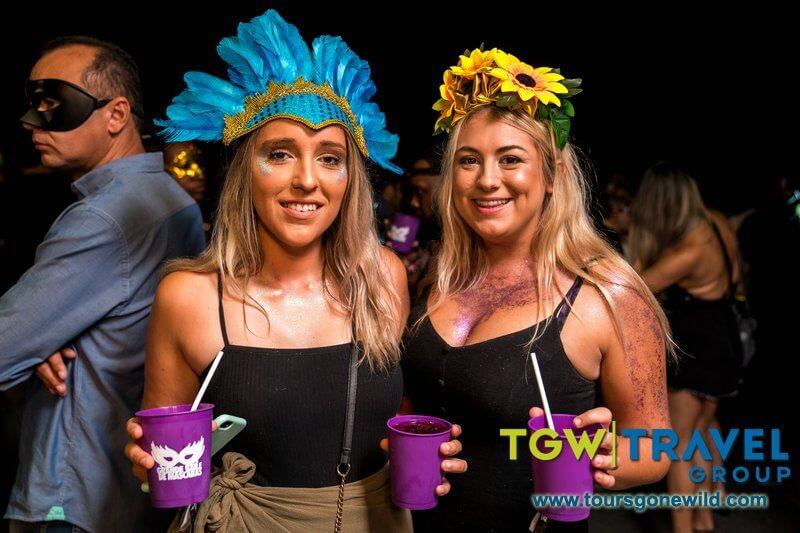 rio carnival parties