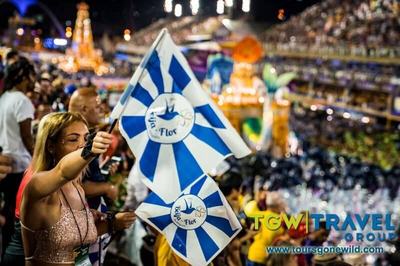 rio carnival sambodromo